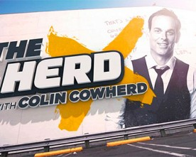SUNDAY &#8211; FOX Sports&#8217; Colin Cowherd in Studio on <em>The Mo&#8217;Kelly Show</em> &#8211; 7pm PT!