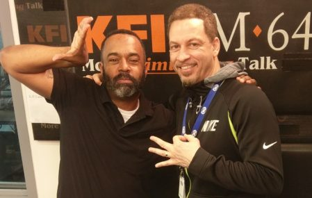 Mo'Kelly Talks Hoops, Football and Social Justice with FOX Sports' Chris Broussard (AUDIO)
