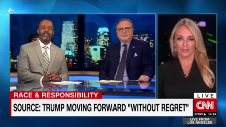 Mo'Kelly Gets HEATED on CNN International Re: Charlottesville (VIDEO)