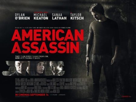 Finally!  #AmericanAssassin is in Theaters NOW (VIDEO)