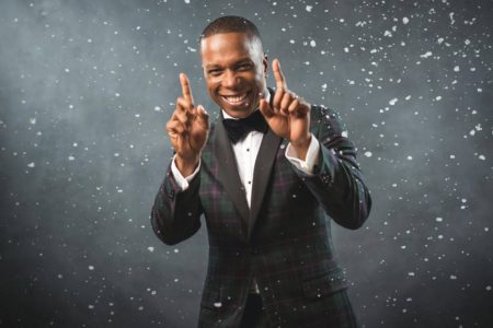 <em>The Mo&#8217;Kelly Show</em> &#8211; The Leslie Odom Jr. Interview, &#8216;Simply Christmas&#8217; (AUDIO)
