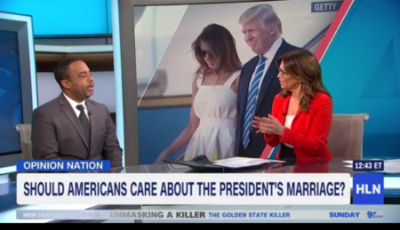 "Mo'Kelly on ""Across America with Carol Costello"" re: Marriage and the Politics of Marriage in America (VIDEO)"