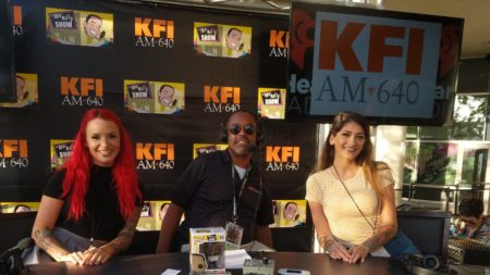 The Mo'Kelly Show – Comic-Con Show Plus Exclusive Backstage Interviews! (AUDIO)