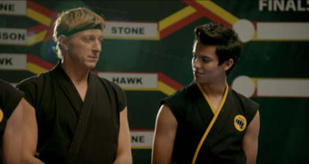 Cobra Kai Countdown is On! (VIDEO)