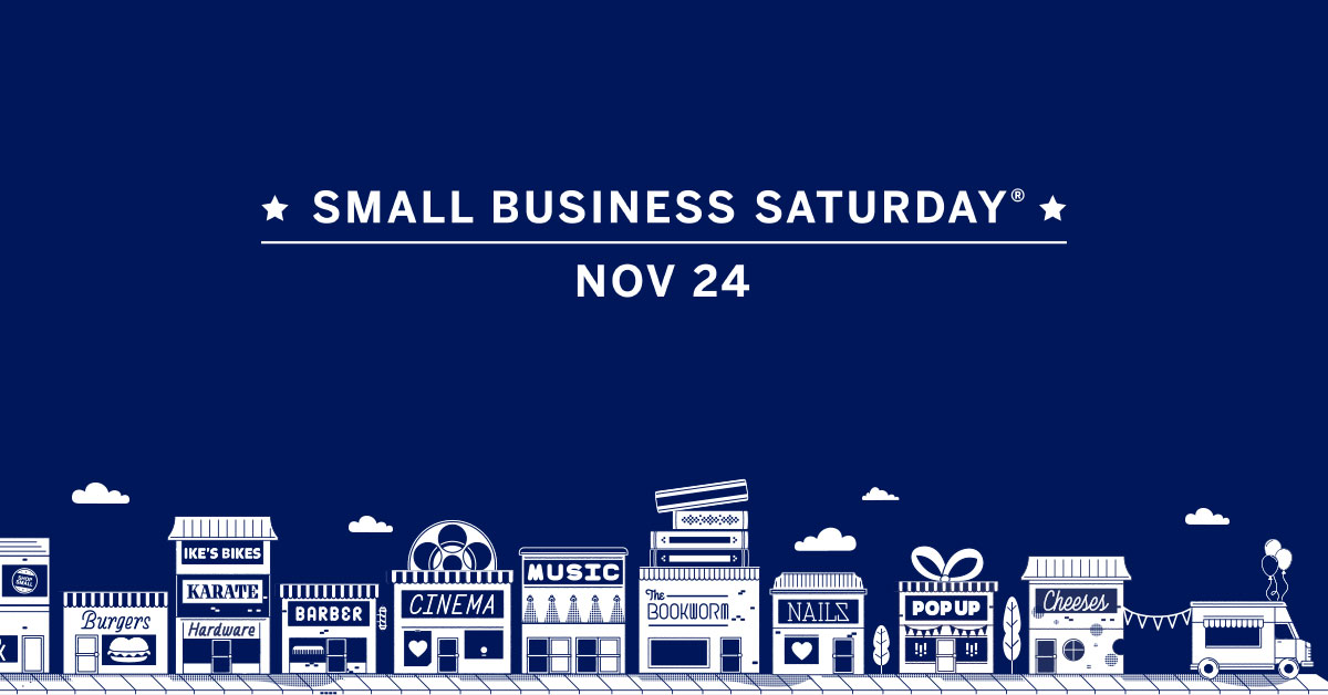 Submit Your Business for Small Business Saturday 2018 on The Mo'Kelly Show!