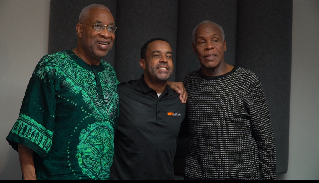 The Danny Glover Interview (AUDIO)