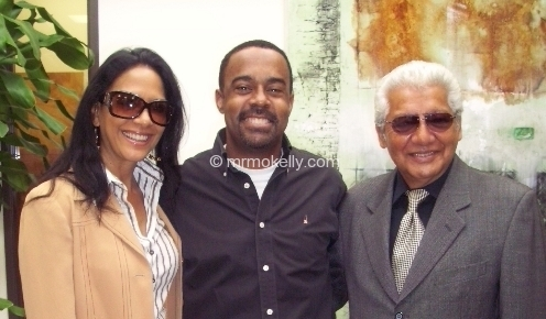 Sheila E. and Pete Escovedo